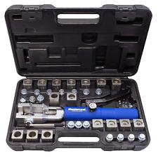 Mastercool 72485 Master Hydraulic Flaring Tool Set With Jiffy Tite Fitting New