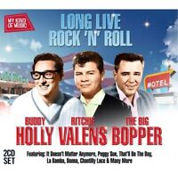Buddy Holly - Long Live Rock N Roll [CD]