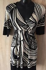 GORGEOUS RACE COCKTAIL PHASE EIGHT STRETCHY  WOMEN DRESS  UK 14 STUNNING!