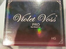 Full Size, Authentic, Violet Voss Pro Holy Grail Eyeshadow Palette