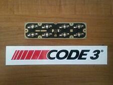 Code 3 Pse Ledx Led Light Diode Strip Blue