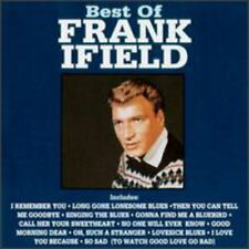 Best Of Frank Ifield - Frank Ifield (1991, CD NIEUW) CD-R