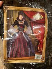 Vampiress Of Versailles. In Character Women Costume . vampire Size L