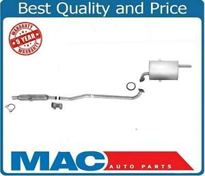 Muffler Exhaust System Chevrolet Prizm for Toyota Corolla 1.8L 98-02 1.8L Engine