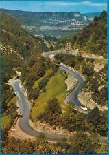 vintage ansichtkaarten La France-Comté Pittoresque (met Citroën DS)