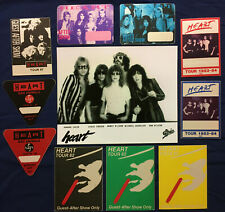 HEART BACKSTAGE PASS COLLECTION