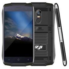 "Wasserdicht HOMTOM ZOJI Z6 3G Handy Smartphone 4.7"" Quad Core 1GB+8GB Schwarz GO"