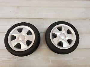 Drive Wheels for Merits P312 Power Wheelchair ~ 260x85