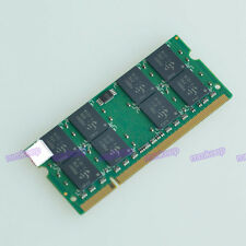 New 4GB PC2-5300 2Rx16 DDR2 667 MHZ laptop 200PIN memory SO-DIMM 667MHz 4G model