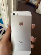 Apple ME433B/A iPhone 5s 16GB 8 MP 1.3 GHz Smartphone (Unlocked) - Silver