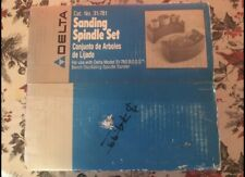 Delta Oscillating Spindle Sander Model 31 780