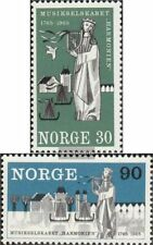 Noorwegen 534-535 (compleet.Kwestie.) postfris MNH 1965 Musikvereinigung Harmoni