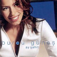 BURCU GÜNES - AY SAHIT  - CD NEU ALBEN