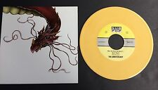 """THE ANNIVERSARY What's My Name 7"""" NM YELLOW VINYL SUB POP SP538 Tu-Whit-To-Whoo"""