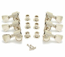 102NK Nickel Grover Keystone Rotomatic Guitar Tuners Gibson® and Epiphone®