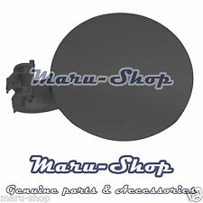 Unpainted Fuel Gas Tank Filler Door Cap Cover for 11~15 Kia Sorento