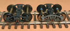 >OLDIES< CENTRAL VALLEY HO SPRUNG ARCH BAR TRUCKS 4 PAIRS N/R