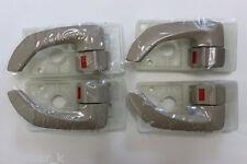 2005 2006 2007 2008 2009 Hyundai Tucson OEM Door Inside Handle - Beige trim 4pcs