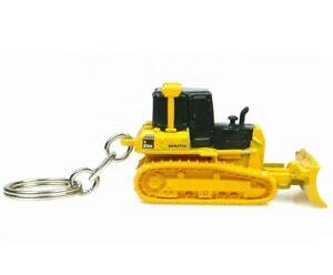 Komatsu D61EX Die-Cast Bulldozer Key Chain UH 5524