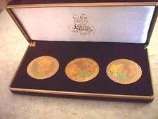 Precious Moments Collectors Club 1993-94 Commemorative Medallions Set PCC112