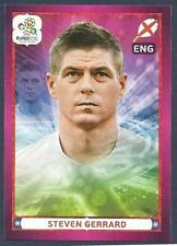 PANINI EURO 2012- #510-ENGLAND-LIVERPOOL-STEVEN GERRARD