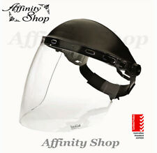 Bolle Sphere Safety Visor Clear Lens Face Shield High Impact Protection AS/NZS