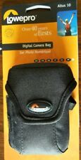 Lowepro Altus 10 Compact Camera Bag, Case, Pouch, with memory card pouch & strap