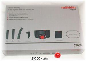 Märklin 29000 Digital-Startpackung mit MS 60657 ohne rollendes Material #NEU OVP