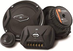 JBL GTO609C Premium 6.5-Inch Component Speaker System Set of Pair