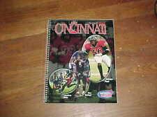 2002 Cincinnati Bearcats Football Media Guide
