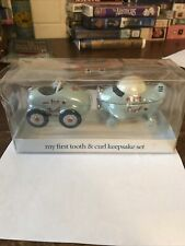 My First Tooth And Curl Keepsake Set