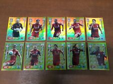 Panini Liverpool 2011/2012 Adrenalyn XL Ultimate Set 10 Card