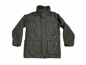 Opgear Black High-Performance Multifunctional Windproof Jacket Security BNC01AN