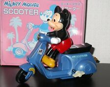 Micky Maus/Mickey Mouse auf Motorroller/Scooter, ovp