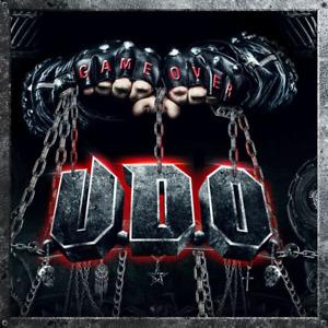 U.D.O. - Game Over, CD, 2021, Udo Dirkschneider, neuwertig