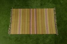 Handwoven Floor Kilim Rugs Jute Area Rug Hand loomed Rustic Rugs Indian 3X5-21