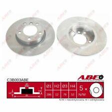 Bremsscheibe, 1 Stück ABE C3B003ABE