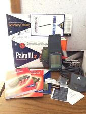 Palm Pilot Iiix Complete In Box - Complete But Not Turning On