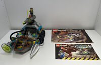 DISCONTINUED LEGO SET 4970 ROCK RAIDERS CHROME CRUSHER *100% COMPLETE, INSTRUCT*