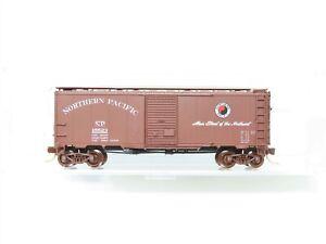 N Scale InterMountain 65733-01 NP Northern Pacific 40' Box Car #15523