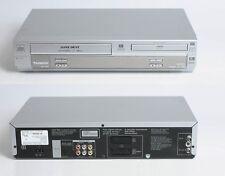 Panasonic Multi Region Free NV-VHD1 DVD Player / VCR VHS EXT CCTV Recorder Combi