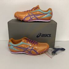Asics Track Cleats 454Y3034 MGO/RO/MNT WnsSize 9
