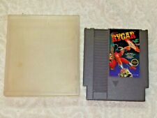 NINTENDO RYGAR VIDEO GAME CARTRIDGE W/CASE. TESTED.NES.