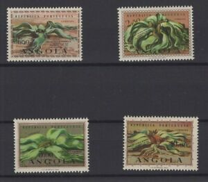 PORTUGUESE COLONIES- ANGOLA STAMPS, 1959, Mi. 419 - 422 **