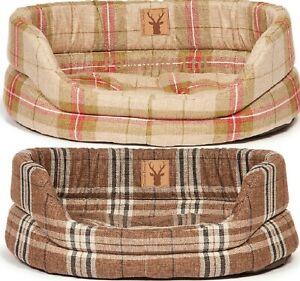 "NEWTON SLUMBER BED - (18"" - 40"") - Danish Design Dog Cushion dd PawMits Beds"