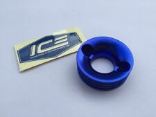 1/5 R/C Velocity Stack for Fitting Clamp Style Filters HPI Rovan Losi KM blue