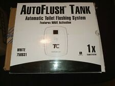 AutoFlush Tank Automatic Toilet Flushing System White 750831