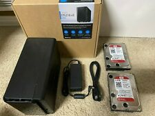 Synology DS216+II NAS (Memory Upgrade to 8GB DDR3 + 2 x 2GB Hard Drives)