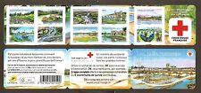 FRANCE 2013 Carnet Autoadhésif n° 837 ** LA LOIRE Croix-Rouge NON plié NEUF LUXE
