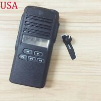 Replacement Repair case Housing for Motorola CP476 Limited Keypad Portable Radio